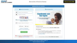 Zoom Portal De Clientes