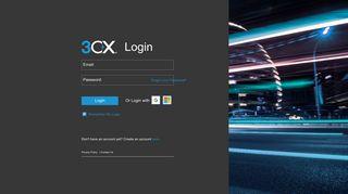 3cx Web Client Login