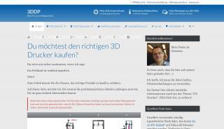 3d Drucker Portal