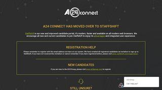 A24 Connect Portal