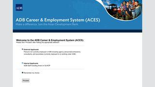 Adb Career Portal