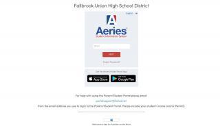 Aeries Portal Fuhsd