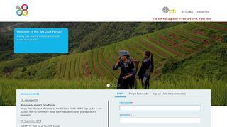 Afi Data Portal
