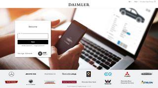 Aftersales I Daimler Com Login