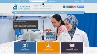 Alain Hospital Portal