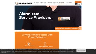 Alarm Com Partner Portal