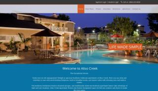 Aliso Creek Apartments Resident Portal
