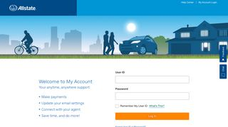Allstate Login Bill Pay