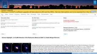 Alma User Portal
