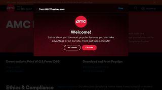 Amc Online Portal
