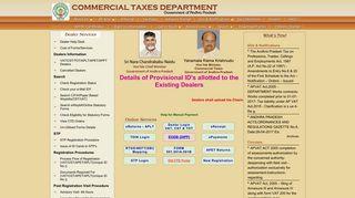 Apct Gov In Main Portal