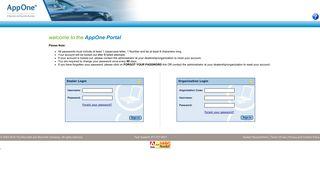 App One Portal