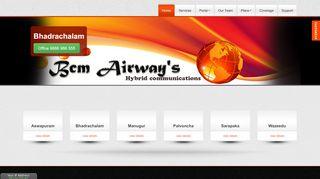 Bcm Airways Login