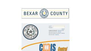 Bexar County Chris System Login