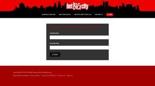 Bigcity Com Login