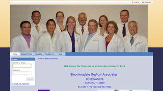 Bloomingdale Medical Portal