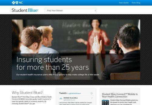 Blue Cross Blue Shield Student Login