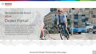 Bosch Dealer Login