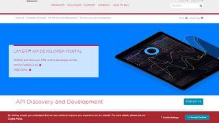 Ca Developer Portal