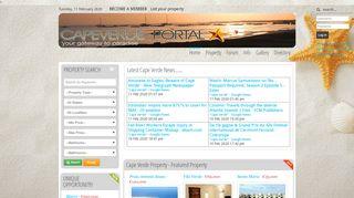 Cape Verde Portal