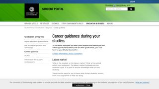 Career Guidance Portal