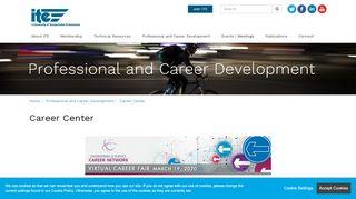 Careers Ite Job Portal