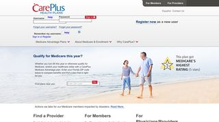 Careplus Provider Login