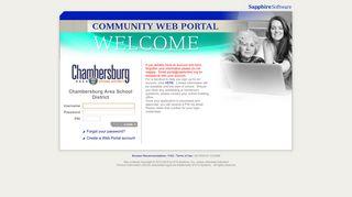 Casd Community Web Portal