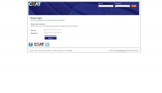 Ceat Dealer Portal