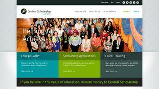 Center Scholarship Portal