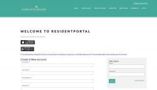 Charlotte Woods Resident Portal