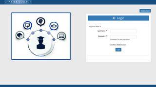 Charter College Campus Portal