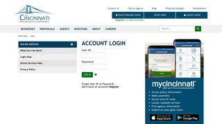 Cincinnati Life Insurance Company Login