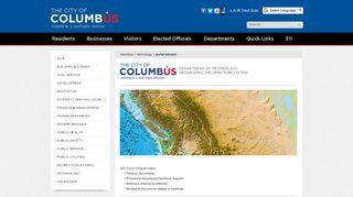 City Of Columbus Email Login