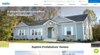 Clayton Homes Login