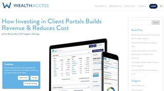 Client Portals Revenue
