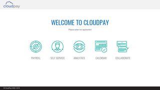 Cloudpay Login