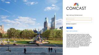 Comcast Benefits Portal