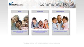 Community Portal Fcdjfs