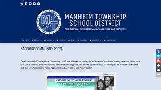 Community Portal Mtwp