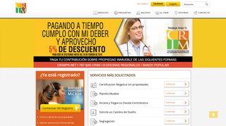 Crimpr Net Portal