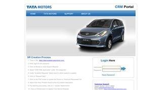 Crm Application Portal
