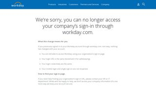 Csra Workday Login