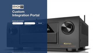 Denon Dealer Portal
