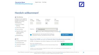 Deutsche Bank Internet
