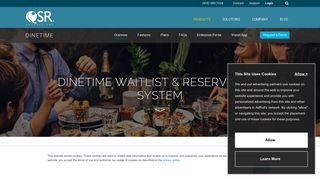 Dine Time Portal