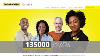 Dollar General Com Careers Portal
