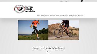 Dr Sievers Portales Nm