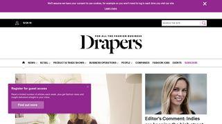 Drapers Online Login
