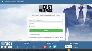 Easy Welfare Login
